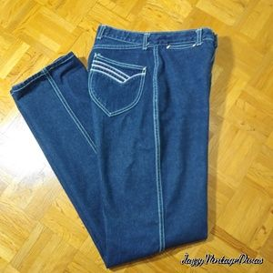 Vintage Brittania High Waist Mom Jeans Sz 9